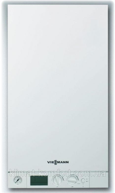 Газовый котел VIESSMANN VITOPEND 100 WH1D 259 27 кВт дымоходный двухконтурный