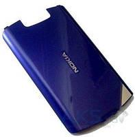 Задняя часть корпуса (крышка аккумулятора) Nokia 700 Original Blue