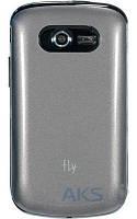 Задняя часть корпуса (крышка аккумулятора) Fly IQ230 Original Grey