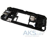 Средняя часть корпуса Nokia 208 Dual Sim Black