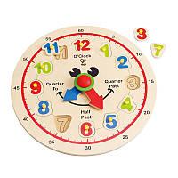 Часы с цифрами, Hape E1600