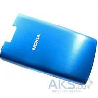 Задняя часть корпуса (крышка аккумулятора) Nokia X3-02 Original Blue