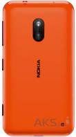 Задняя часть корпуса (крышка аккумулятора) Nokia 620 Lumia Original Orange