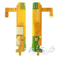 Шлейф для Sony LT30i Xperia T с микрофоном Original