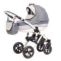 Детская коляска универсальная 2 в 1 Avila eco 613K Adamex