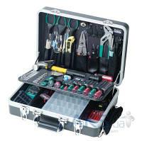 Pro'sKit Набор инструментов в кейсе 1PK-850B, электромонтажный