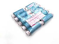 Нитки швейные №40,цвет бирюза
