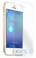 Защитное стекло Tempered Glass Apple iPhone 5, iPhone 5S, iPhone 5C, iPhone SE (Тех. пак)