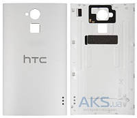 Задняя часть корпуса (крышка аккумулятора) HTC One Max 803n Original Silver