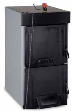 Твердотопливный котел QVADRA Solidmaster 4S