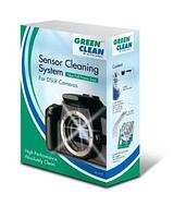 Комплект д/чистки Green Clean SC-4200 для неполноразмерных сенсоров