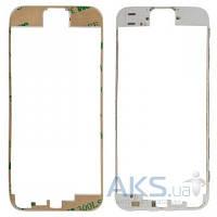Передняя панель корпуса (рамка дисплея) Apple iPhone 6 White