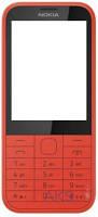 Передняя панель корпуса (рамка дисплея) Nokia 225 Dual Sim Red