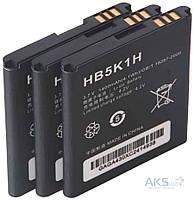 Аккумулятор Huawei U8650 Sonic / HB5K1H (1150 - 1400 mAh) Original