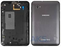 Задняя часть корпуса (крышка) для планшета Samsung P6200 Galaxy Tab 7.0 Grey