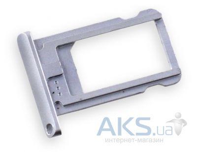 Держатель SIM-карты для планшета Apple iPad Air Silver