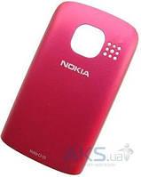 Задняя часть корпуса (крышка аккумулятора) Nokia C2-05 Original Pink