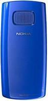 Задняя часть корпуса (крышка аккумулятора) Nokia X1-01 / X1-00 Original Blue
