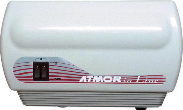 Проточный водонагреватель ATMOR In-Line 7 kW