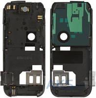 Средняя часть корпуса Nokia 6233 Silver