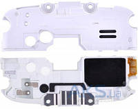Динамик Samsung I9190 Galaxy S4 mini, I9192 Galaxy S4 Mini Duos, I9195 Galaxy S4 mini Полифонический (Buzzer) в рамке Original White
