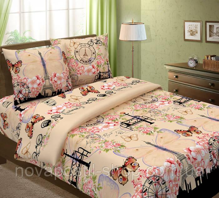Ткань для постельного белья, бязь хлопок Бонжур