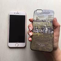 Пластиковый чехол Ted Baker с людьми для iPhone 6/6s