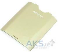 Задняя часть корпуса (крышка аккумулятора) Nokia C3-00 Original Gold