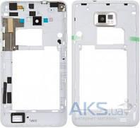 Средняя часть корпуса Samsung i9100 Galaxy S2 White