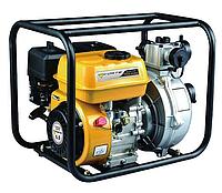Мотопомпа Forte FP20HP  Мощный двигатель, высокая производительность BPS