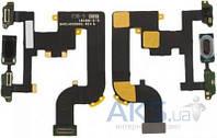 Шлейф для Motorola A855 Droid / XT702 Milestone межплатный с динамиком Original