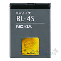 Аккумулятор Nokia BL-4S (860 мАч) класс АА