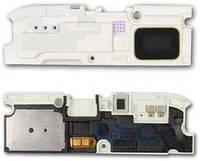 Динамик Samsung N7100 Galaxy Note II Полифонический (Buzzer) в рамке с антенной Original White
