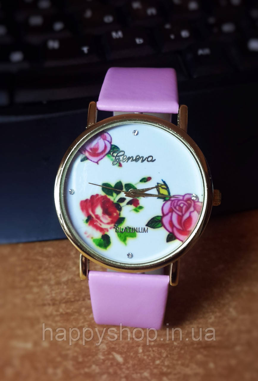 Часы женские Geneva Platinum