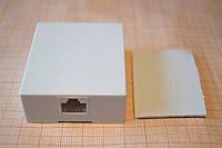Розетка Ethernet интернет RJ-45 8-ми контактная, фото 1