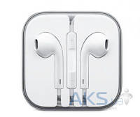 Аккумулятор Apple iPhone 5 (1440 mAh) Original + Apple EarPods with Remote and Mic (MD827) (88391)