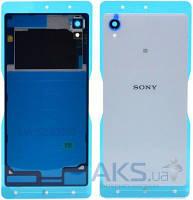 Задняя часть корпуса (крышка аккумулятора) Sony E2303 Xperia M4 Aqua / E2333 Xperia M4 Aqua Dual Original White