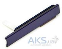 Заглушка разъема SIM-карты Sony C6602 L36h Xperia Z / C6603 L36i Xperia Z / C6606 L36a Xperia Z Purple