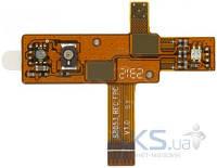 Шлейф для Fly IQ255 Pride динамика и датчика приближения Original