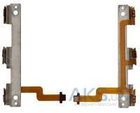 Шлейф для HTC One Max 803n с кнопкой включения и регулировки громкости Original
