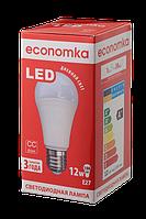 Светодиодная лампа ECONOMKA, 12W, 4200K, нейтрального свечения, цоколь - Е27, 3 года гарантии!!!