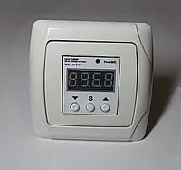 Часы таймер, ТМ-10 Carmen, для скрытой проводки