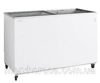 Ларь морозильный со стеклом TEFCOLD IC400SC-P