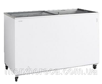 Ларь морозильный со стеклом TEFCOLD IC550SC-P