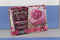 Набор для творчества «Embroidery Box» - шкатулка своими руками.