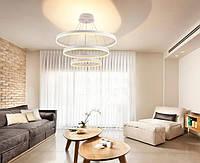 Подвесная светодиодная люстра Sofi Milano Elegante III