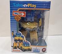 Трансформер «Робокар Поли» | Баки (Bucky)