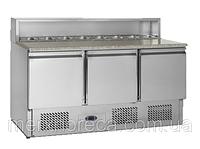 Стол холодильный для пиццы TEFCOLD PT930
