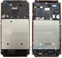 Средняя часть корпуса Sony D2212 Xperia E3 Dual Black