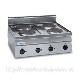 Плита електрична TECNOINOX PC70E/0